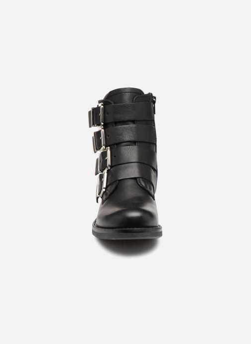 Bottines et boots Bullboxer 434560E6L Noir vue portées chaussures