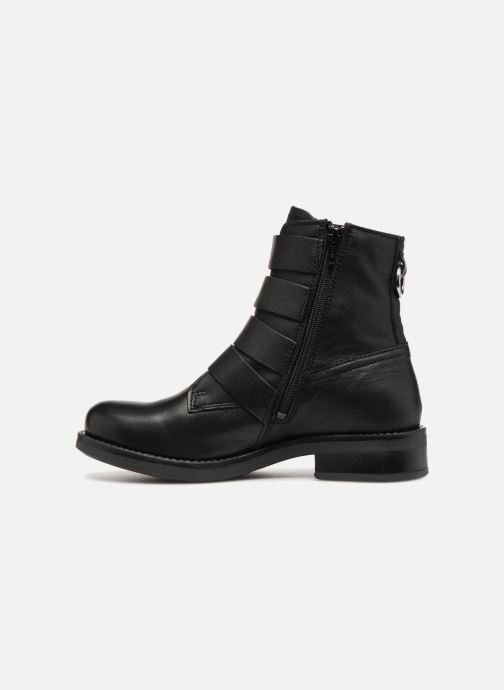 Bottines et boots Bullboxer 434560E6L Noir vue face