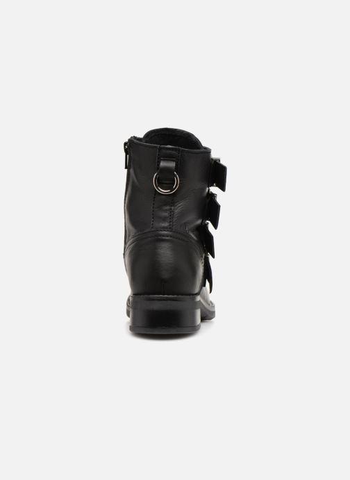 Bottines et boots Bullboxer 434560E6L Noir vue droite