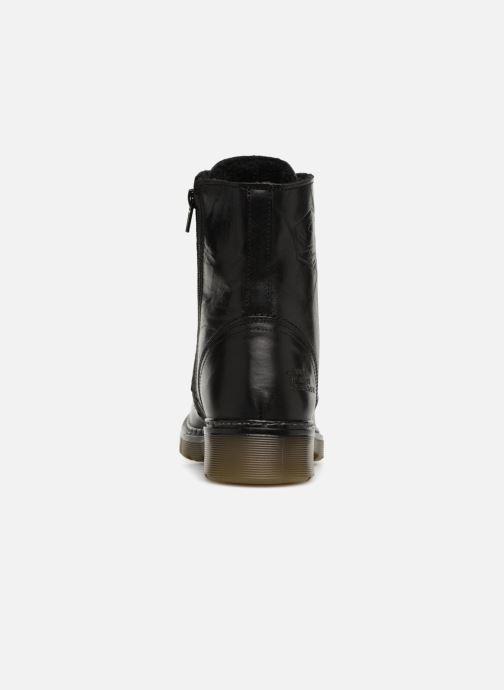 Boots en enkellaarsjes Bullboxer 875M82701G Zwart rechts
