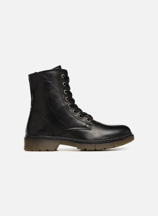 Boots en enkellaarsjes Bullboxer 875M82701G Zwart achterkant