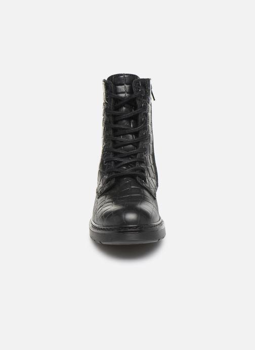 Bottines et boots Bullboxer 875M82701G Noir vue portées chaussures