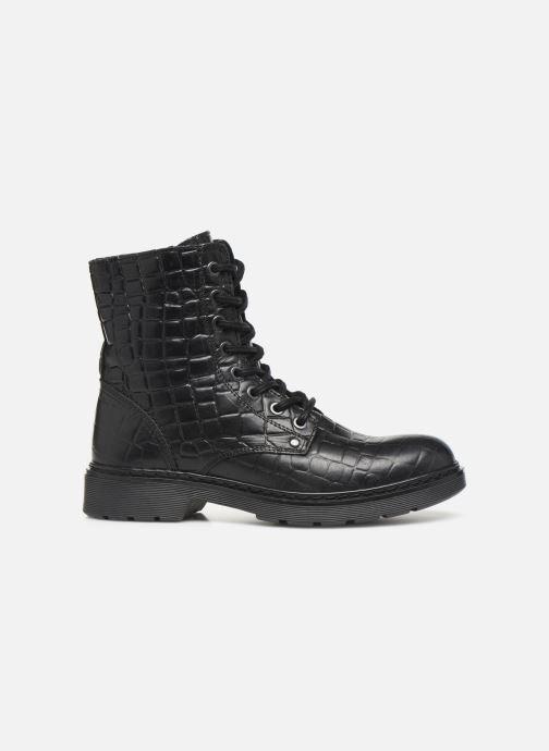 Bottines et boots Bullboxer 875M82701G Noir vue derrière