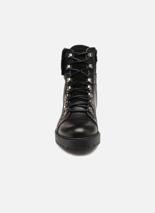 Bottines et boots Bullboxer 387511E6L Noir vue portées chaussures