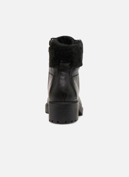 Bottines et boots Bullboxer 387511E6L Noir vue droite