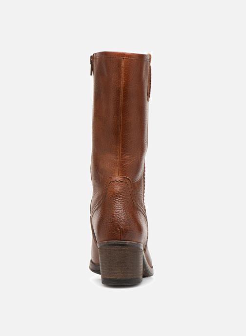 Boots & wellies Bullboxer 490529E6L Brown view from the right