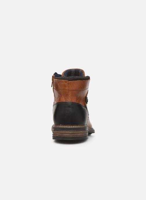 Stiefeletten & Boots Bullboxer 870K56088A schwarz ansicht von rechts