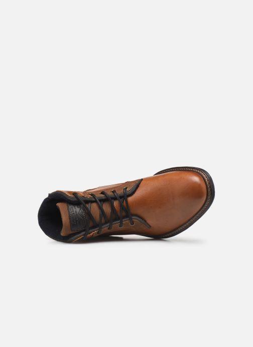 Stiefeletten & Boots Bullboxer 870K56088A schwarz ansicht von links