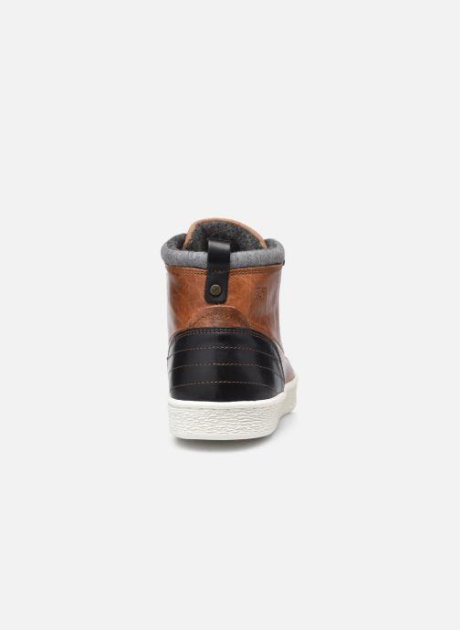 Sneakers Bullboxer 648K56643A Brun Se fra højre