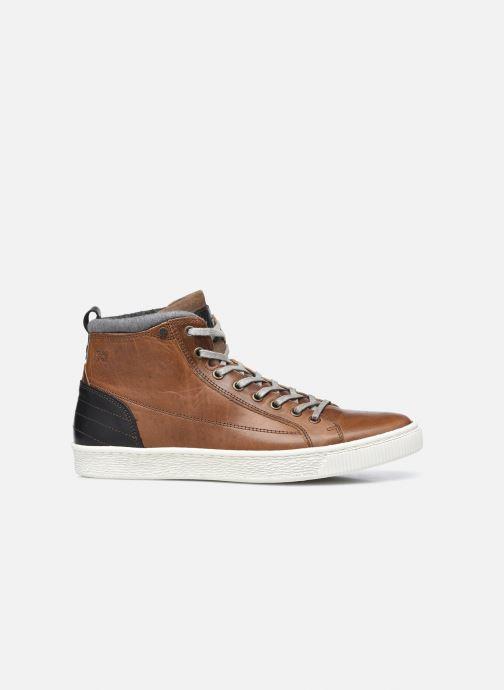 Sneakers Bullboxer 648K56643A Brun se bagfra