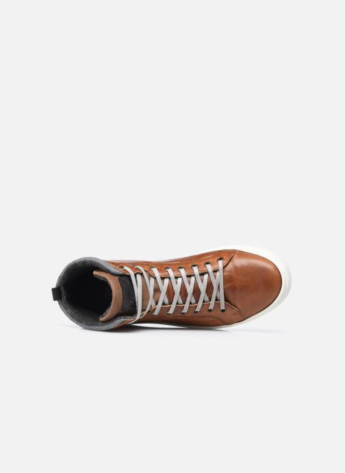 Sneakers Bullboxer 648K56643A Marrone immagine sinistra