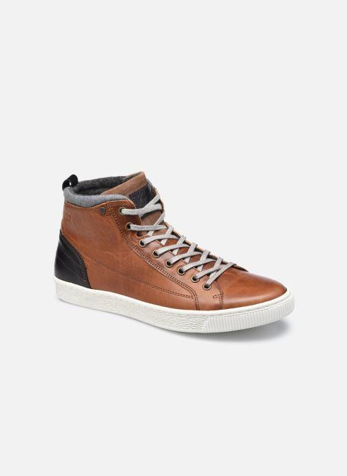 Sneakers Bullboxer 648K56643A Brun detaljeret billede af skoene