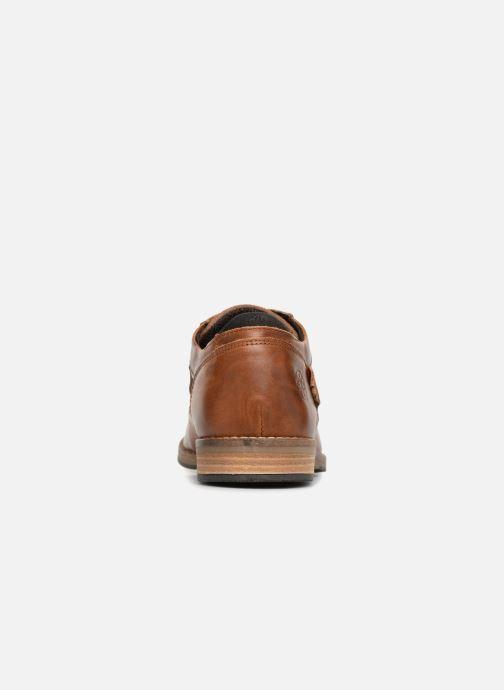 Chaussures à lacets Bullboxer 773K26911A Marron vue droite