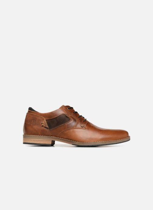 Zapatos con cordones Bullboxer 773K26911A Marrón vistra trasera