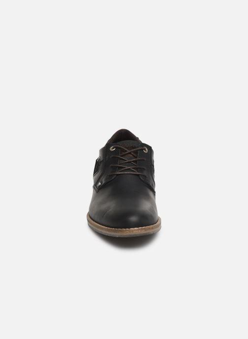 Chaussures à lacets Bullboxer 773K26911A Noir vue portées chaussures