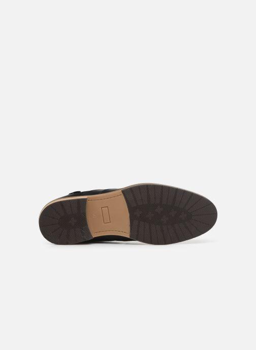 Chaussures à lacets Bullboxer 773K26911A Noir vue haut