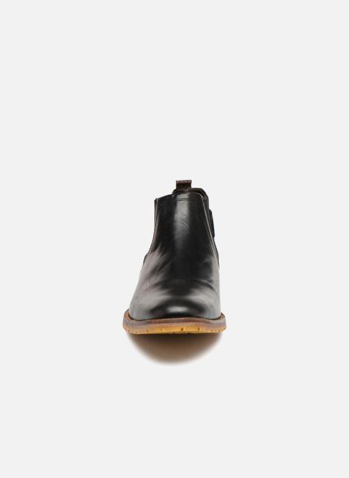 Ankelstøvler Bullboxer 834K46933A Sort se skoene på