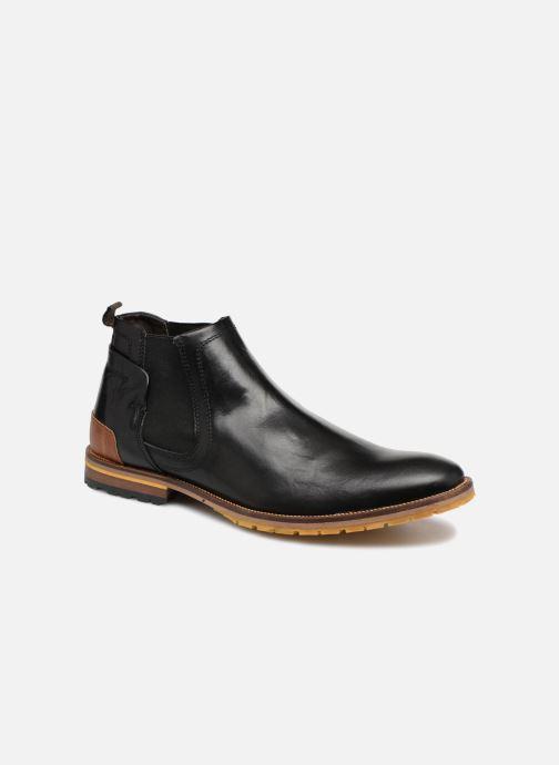 Ankelstøvler Bullboxer 834K46933A Sort detaljeret billede af skoene