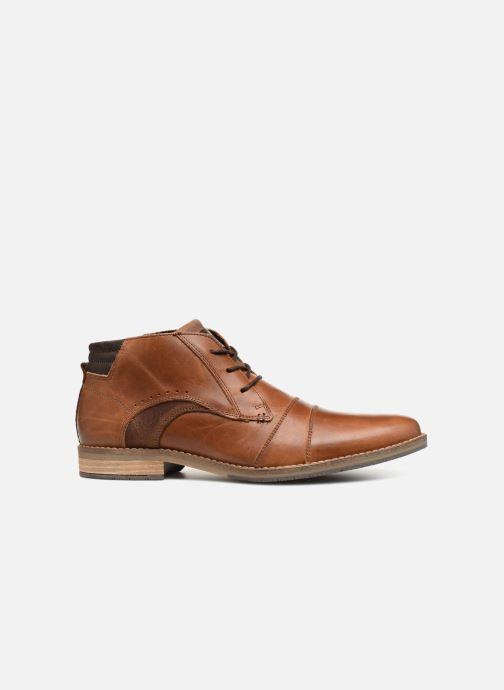 Chaussures à lacets Bullboxer 773K56897A Marron vue derrière