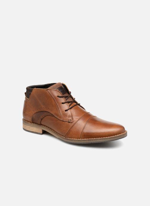 Chaussures à lacets Bullboxer 773K56897A Marron vue détail/paire