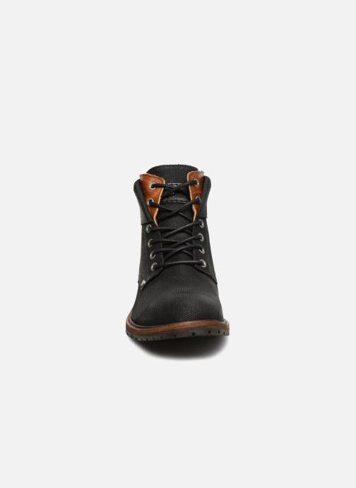 Stiefeletten & Boots Bullboxer 901K55807C schwarz schuhe getragen