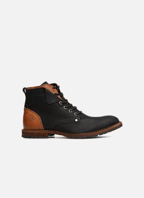 Boots en enkellaarsjes Bullboxer 901K55807C Zwart achterkant
