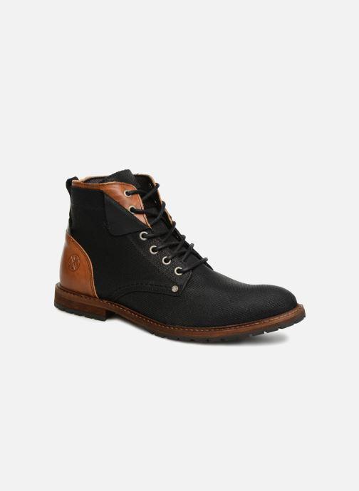 Boots en enkellaarsjes Bullboxer 901K55807C Zwart detail