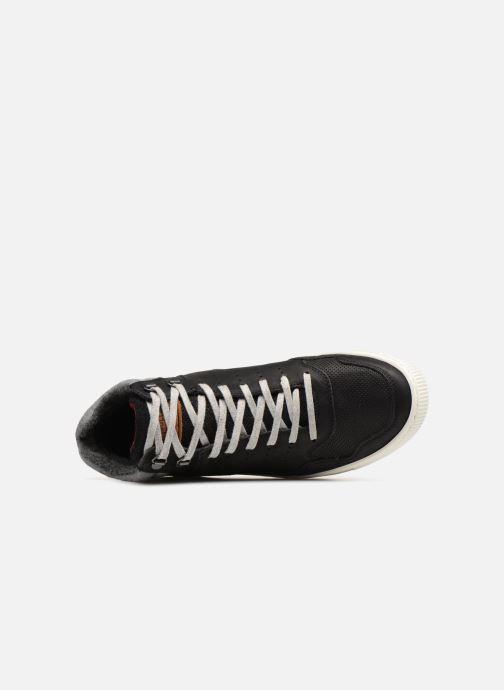 Sneakers Bullboxer 648K56909A Azzurro immagine sinistra