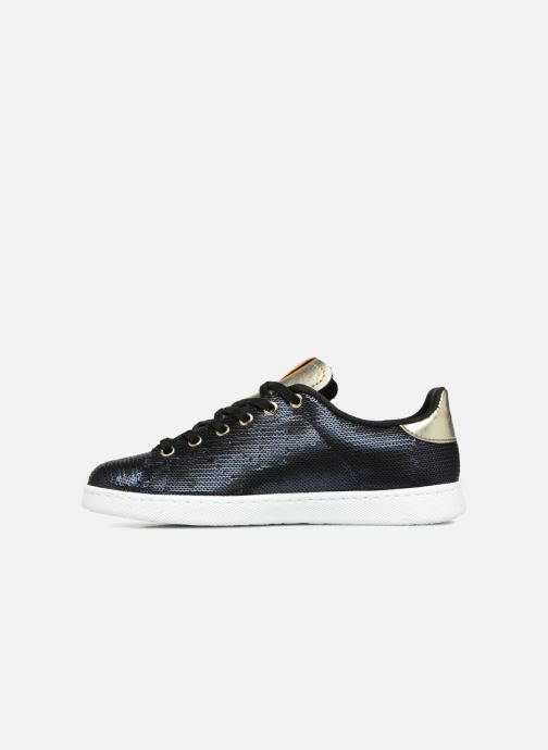 Sneaker Victoria Deportivo Lentejuelas blau ansicht von vorne