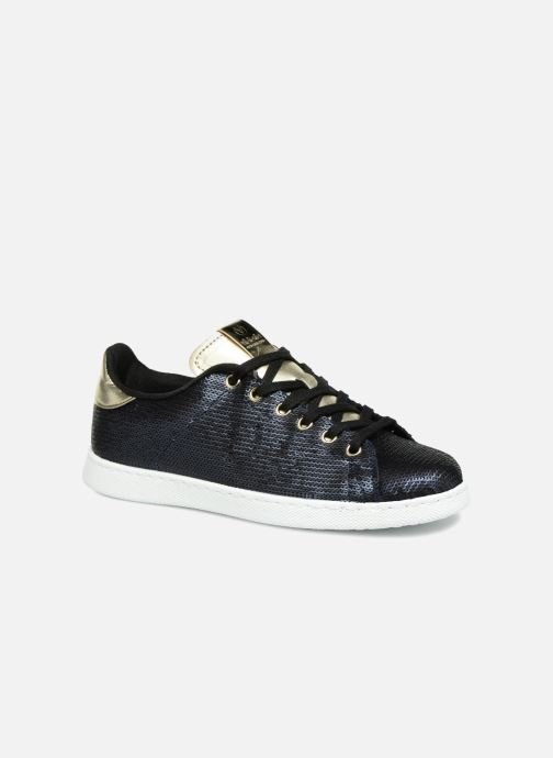 Trainers Victoria Deportivo Lentejuelas Blue detailed view/ Pair view