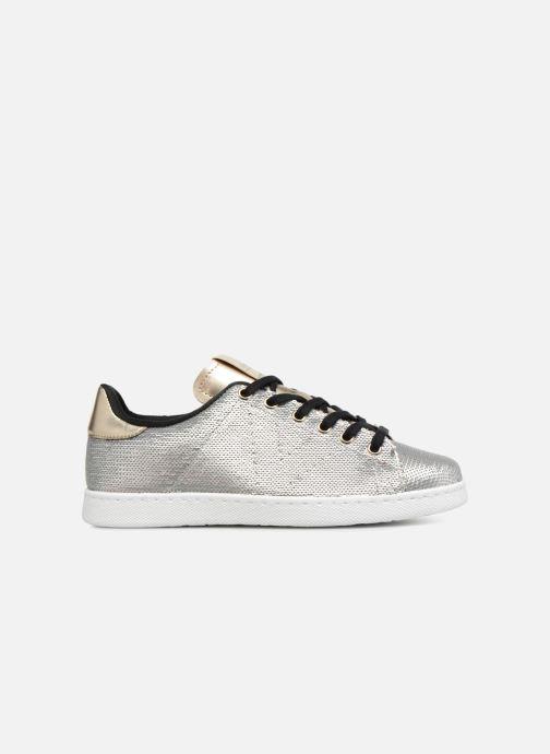 Sneakers Victoria Deportivo Lentejuelas Zilver achterkant