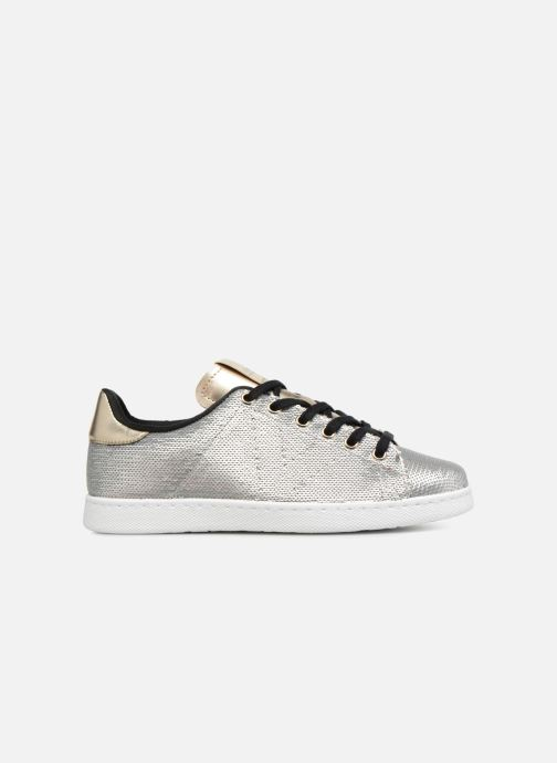 Trainers Victoria Deportivo Lentejuelas Silver back view
