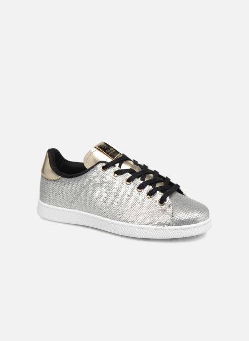 Trainers Victoria Deportivo Lentejuelas Silver detailed view/ Pair view