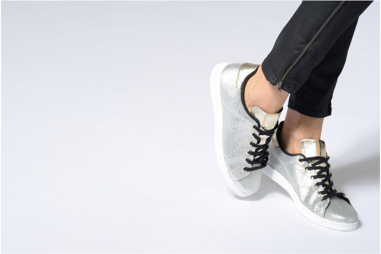 Sneakers Victoria Deportivo Lentejuelas Zilver onder