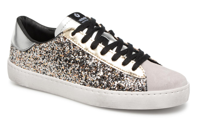 Sneaker Victoria Deportivo Glitter Contraste silber detaillierte ansicht/modell