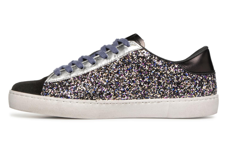 Victoria Deportivo en Glitter Contraste (Plateado) - Deportivas en Deportivo Más cómodo Zapatos de mujer baratos zapatos de mujer 08b226