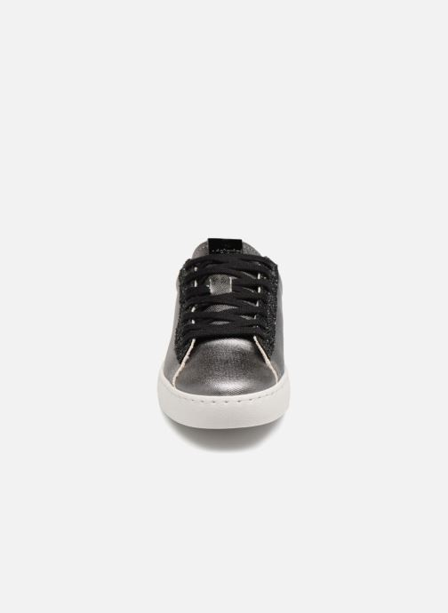 Sneakers Victoria Deportivo Lona Metal/Glitter Zilver model