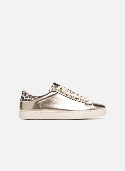 Sneaker Victoria Deportivo Brillo/Leopardo gold/bronze ansicht von hinten