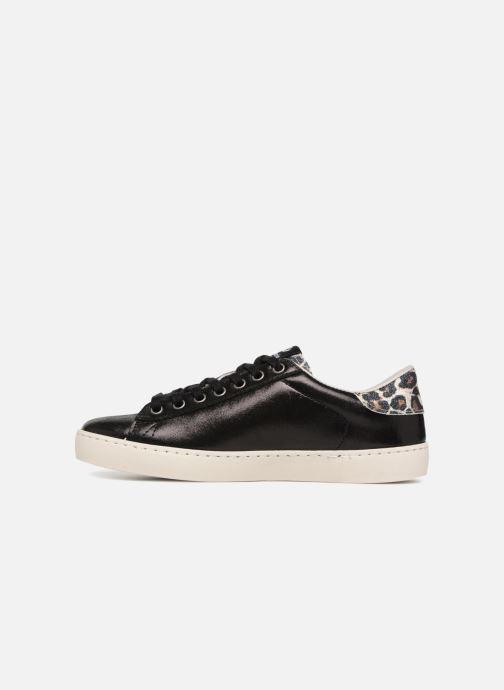 Sneakers Victoria Deportivo Brillo/Leopardo Zwart voorkant