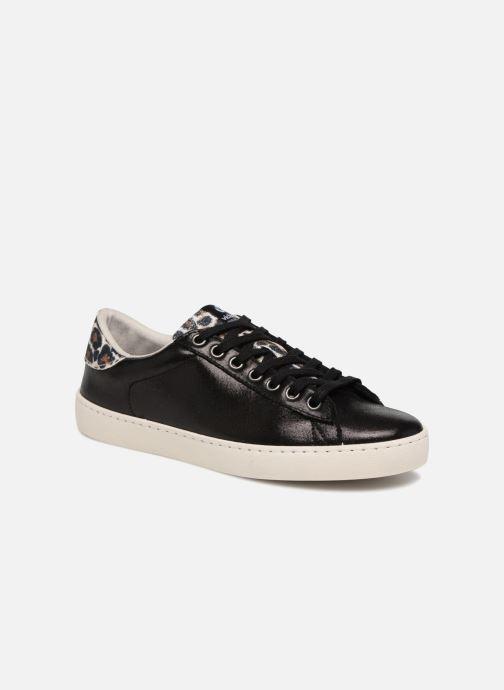 Sneaker Victoria Deportivo Brillo/Leopardo schwarz detaillierte ansicht/modell