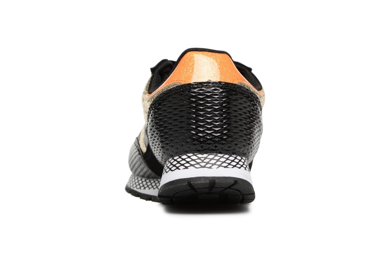 Sneaker Victoria Deportivo Ciclista Metal schwarz ansicht von rechts