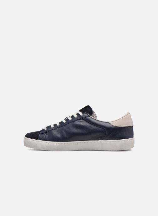 Sneakers Victoria Deportivo Piel/Serraje Blauw voorkant