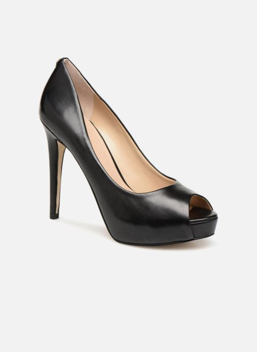Høje hæle Guess HADIE12 Sort detaljeret billede af skoene