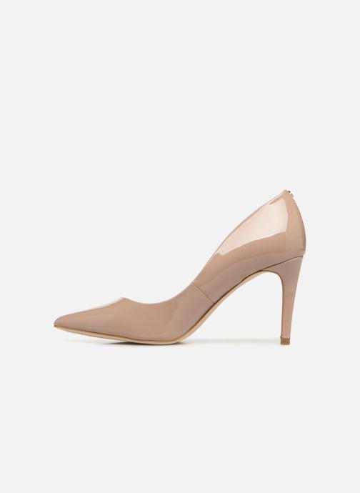 Zapatos de tacón Guess BENNIE8 Beige vista de frente