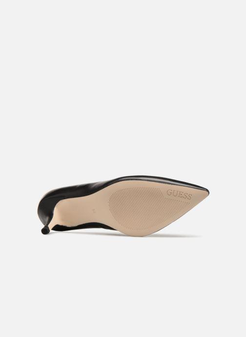 Zapatos de tacón Guess DESSIE2 Negro vista de arriba