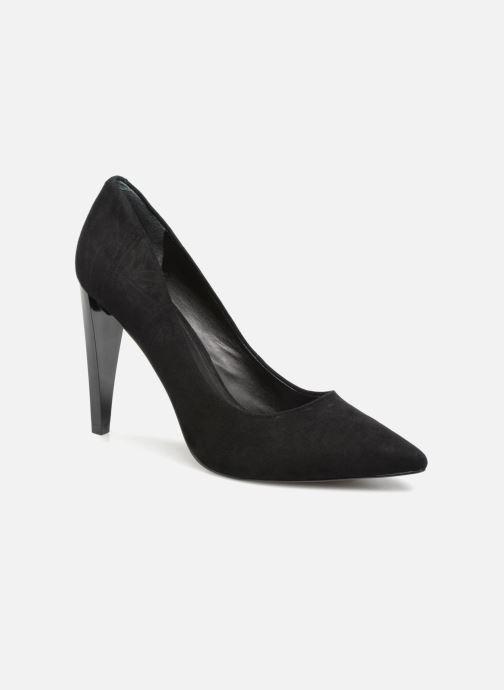 Høje hæle Guess OBELLA Sort detaljeret billede af skoene