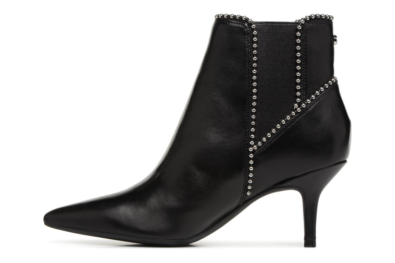 Stiefeletten & Boots Guess DAINTY schwarz ansicht von vorne