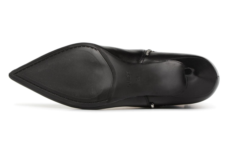 Stiefeletten & Boots Guess DAINTY schwarz ansicht von oben