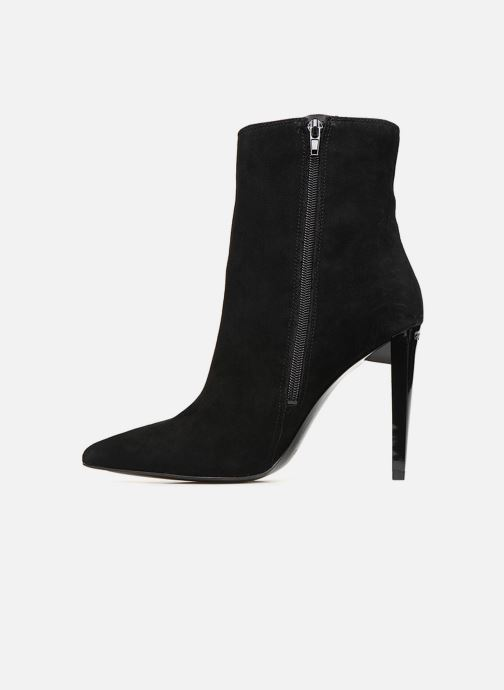 Bottines et boots Guess OPALL Noir vue face