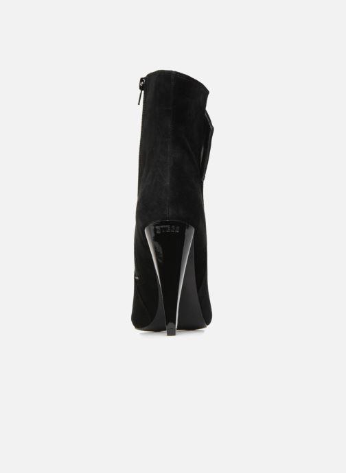 Bottines et boots Guess OPALL Noir vue droite